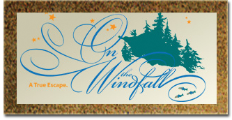 On The Windfall Logo